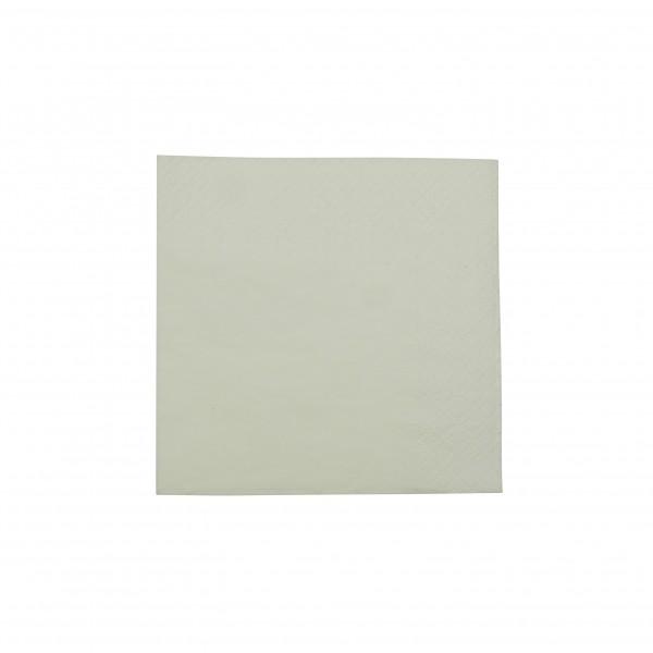White 2 Ply Tissue Cocktail Napkins