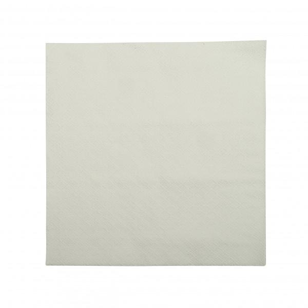 White 1 Ply Economy Paper Napkins