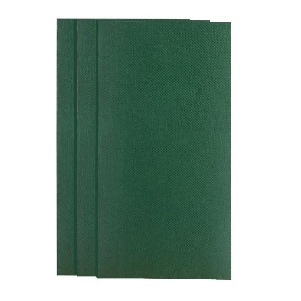 Green Paper Dinner Napkins