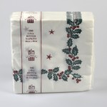 Christmas 2Ply Paper Dinner Napkins