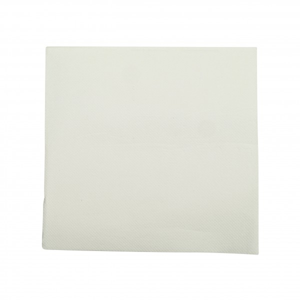 White 2 Ply Paper Luncheon Napkins