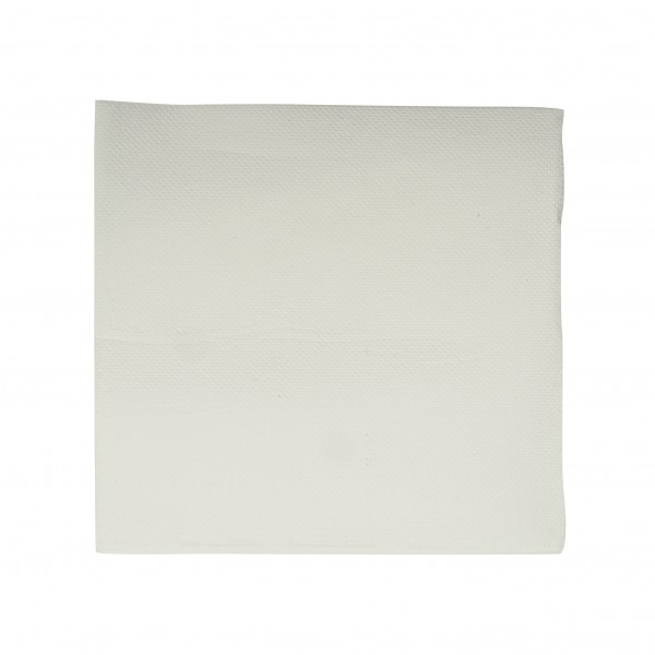 White 2 Ply Quilted Paper Napkins