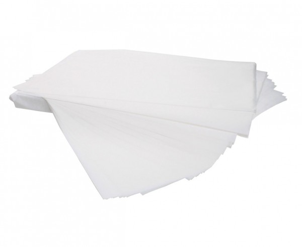White Silicone Paper Sheets