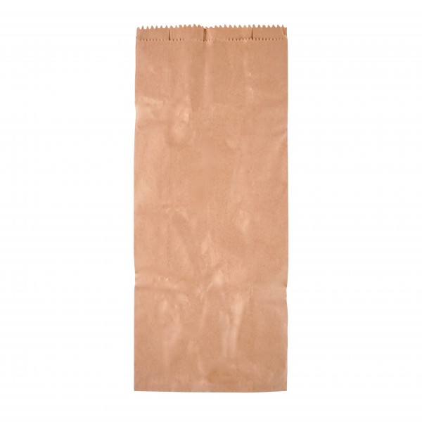 Brown Paper Double Bottle Bags