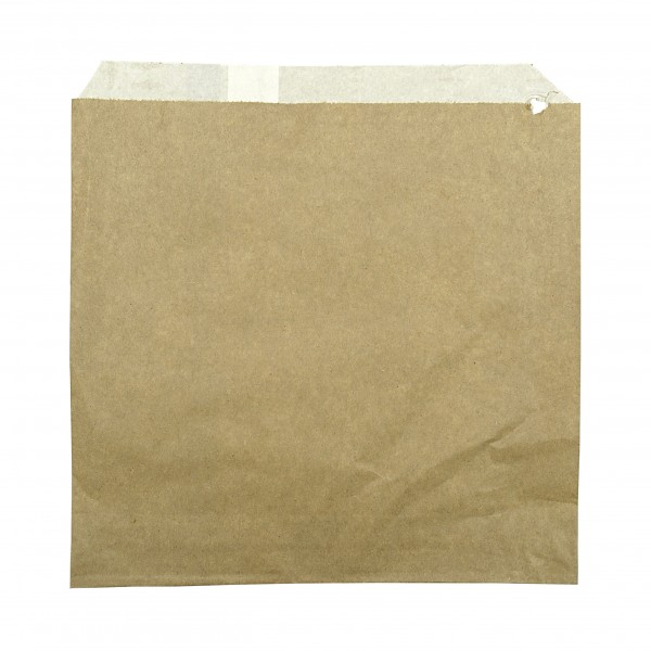 Brown Greasproof Lined Paper Bags