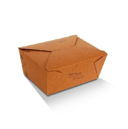Brown Card Food Boxes