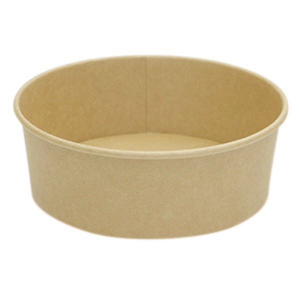 Kraft Paper Salad Containers