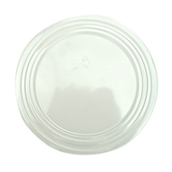 Clear Plastic Cold Food Lids Suit 1300ml Kraft Salad Containers