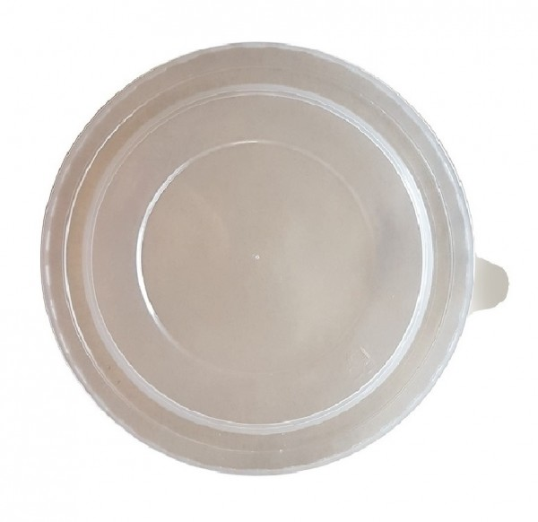 Opaque Plastic Hot Food Lids Suit: BOWL1300K