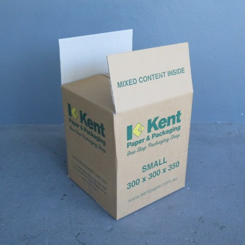 Kraft Corrugated Cardboard Moving Boxes