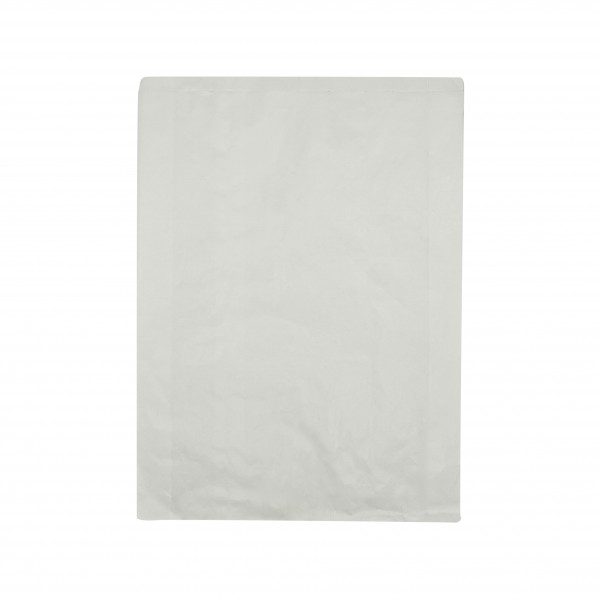White Paper Bread Bags