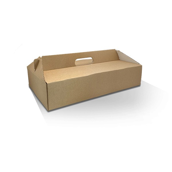 Kraft Corrugated Cardboard Catering Boxes