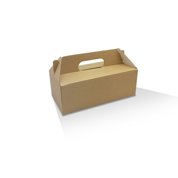 Kraft Cardboard Catering Boxes