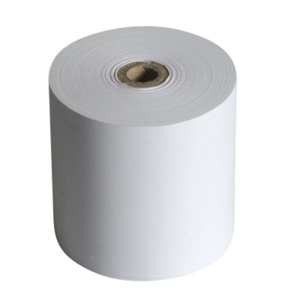 White Paper Cash Register Roll
