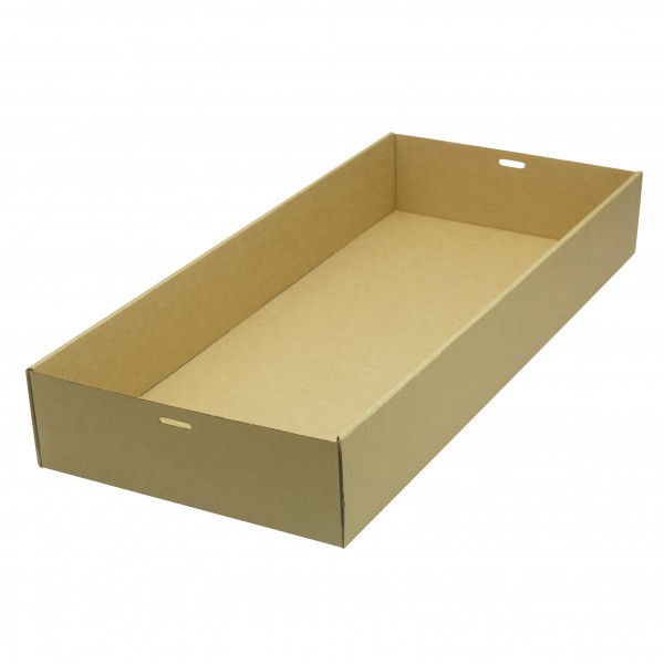 Brown/Kraft Cardboard Large Catering tray