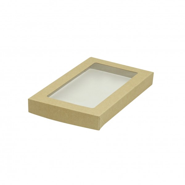 Kraft/Brown Cardboard Small lid for CATERS tray