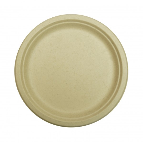 Kraft Plant fibre Plates & Disposable Plates u0026 Bowls | Plastic or Fibre-Cardboard