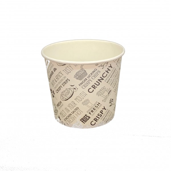 Paper Chip Cups