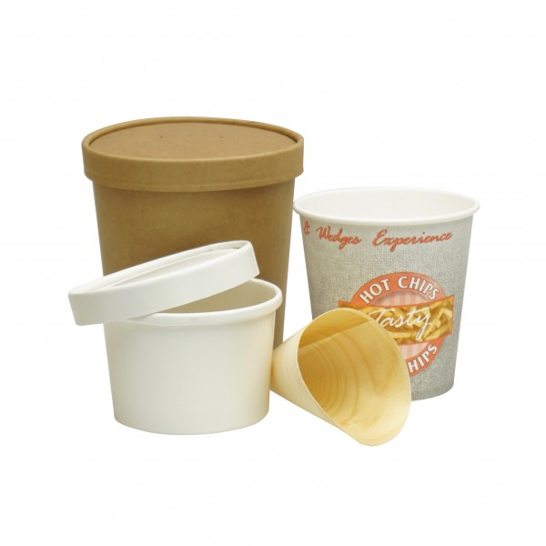 Chip & Soup Cups