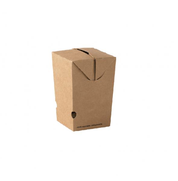 Kraft Cardboard Chip Packs