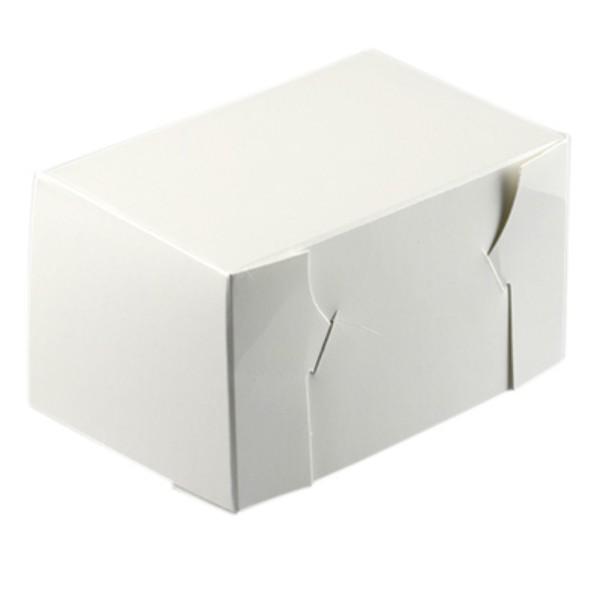 White Cardboard Chocolate Boxes