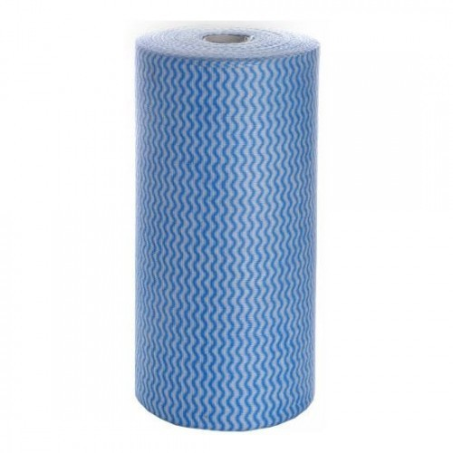 Blue Heavy Duty Wipe Rolls