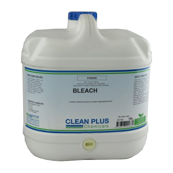 4% Bleach Detergent