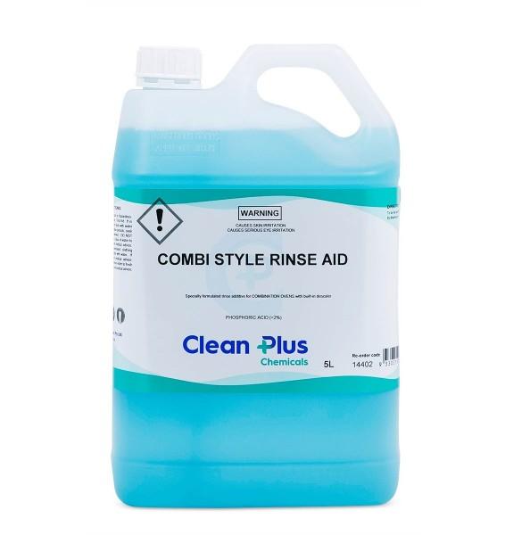 Combi Oven Rinse Aid