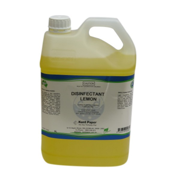 Lemon disinfectant Clean Plus Economical Detergents