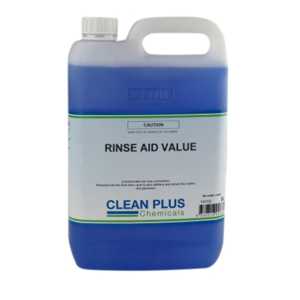 Dishwashing machine rinse aid Clean Plus Economical Detergents