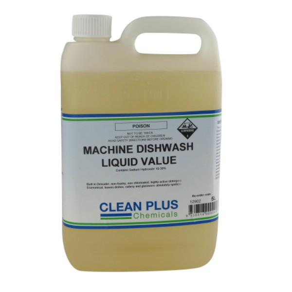 Dishwashing machine Clean Plus Economical Detergents