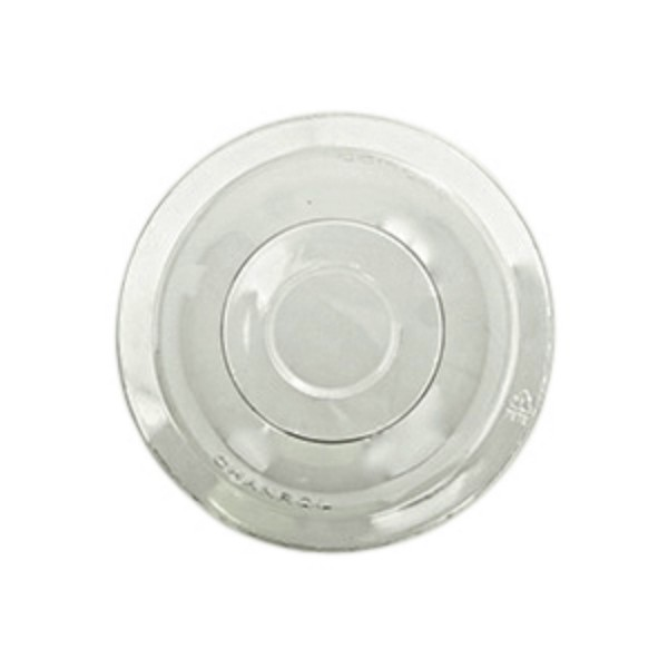 Clear Plastic Dome Lid for: Round Microwave Containers