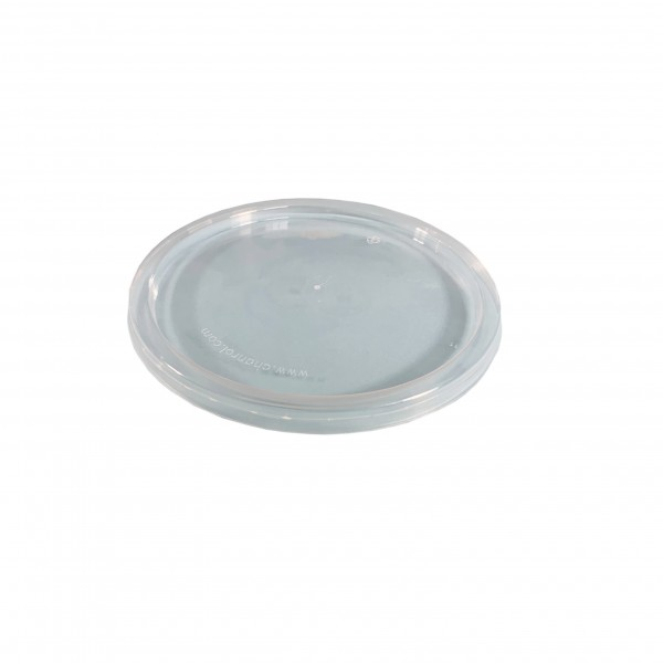 Clear Plastic Lid for: Round Microwave Containers