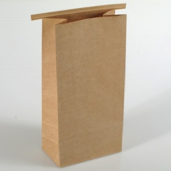 Brown Paper Coffee Bags