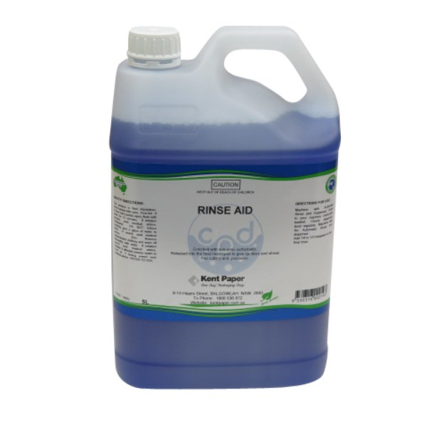 Premium Biodegradable Rinse Aid