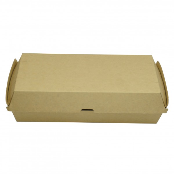 Kraft Corrugated Cardboard Dinner Boxes
