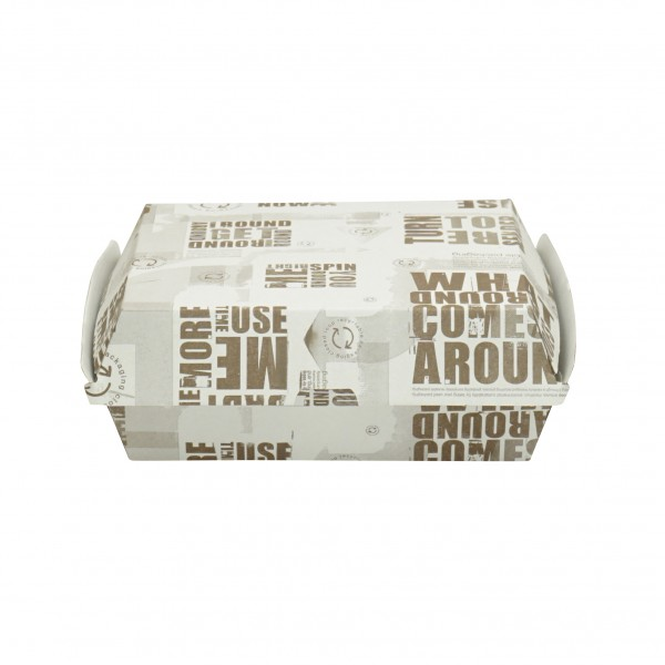 Visy Print Corrugated Dinner Box
