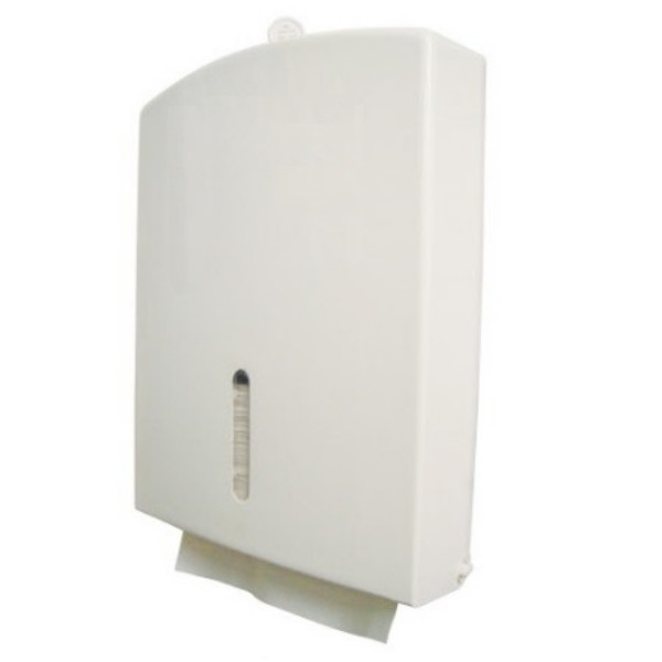 White Plastic Interleaf Dispenser