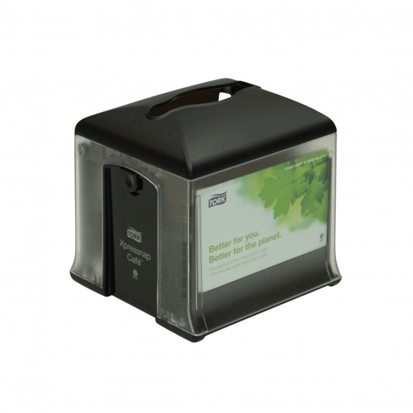 Black Plastic Napkin Dispensers