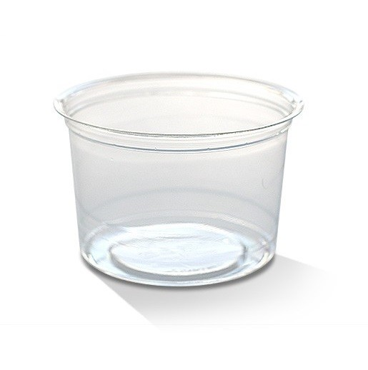 Eco Friendly Compostable plastic Salad containers