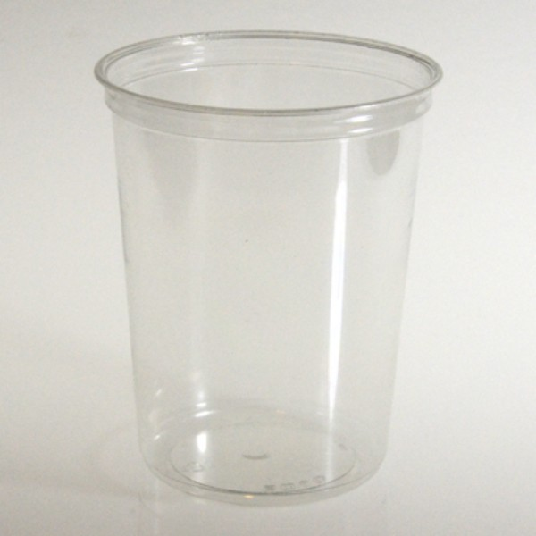 Clear Plastic Deli Containers