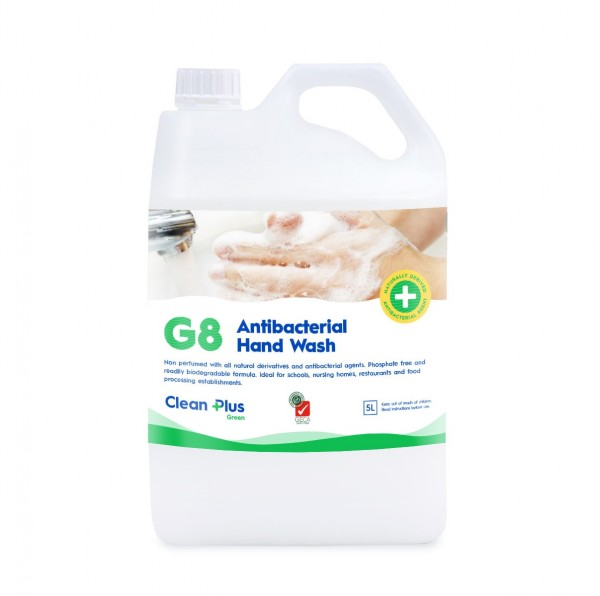 Eco Friendly Biodegradable Antibacterial Hand Wash Liquid