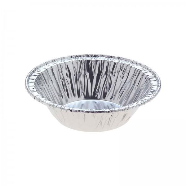 Silver Aluminium Foil Jam Tart Tins
