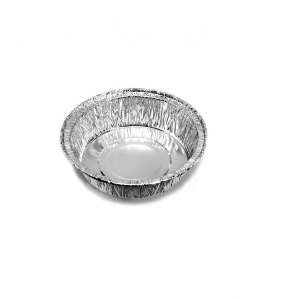 Silver Aluminium Foil Round Pie Tins