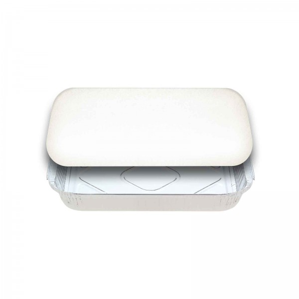 White Paper Lid Fits FOIL7131/7231/6232