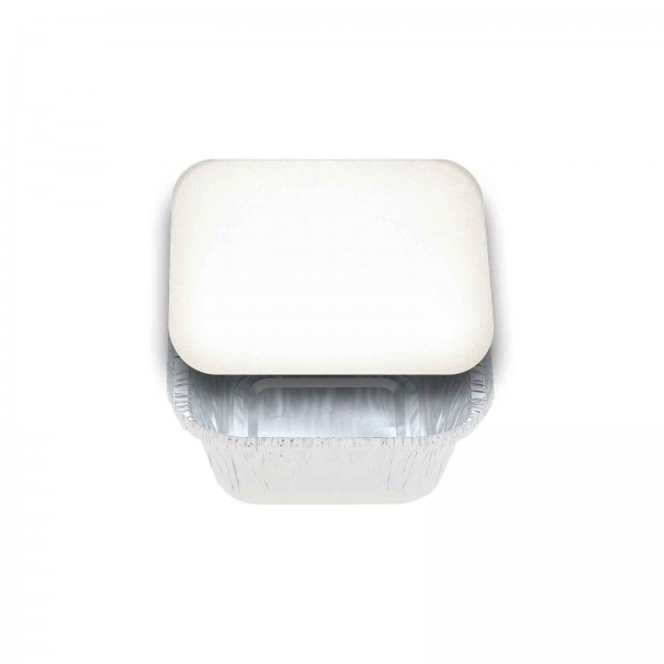 White Card Lids to Suit FOIL7211