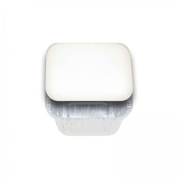 White Card Lids to Suit FOIL7211
