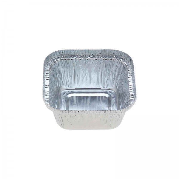 Silver Aluminium Foil Trays
