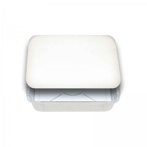 White Card Lids to Suit FOIL7223