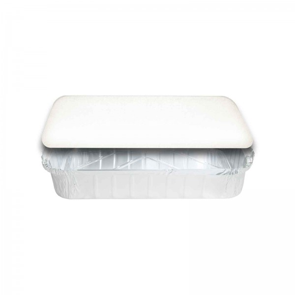 White Card Lids to Suit FOIL7330